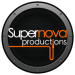 Logo de l'agence Supernova Productions Paris.